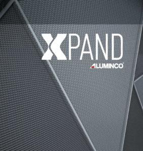 Xpand-алюминиевые фасады для сайдинга